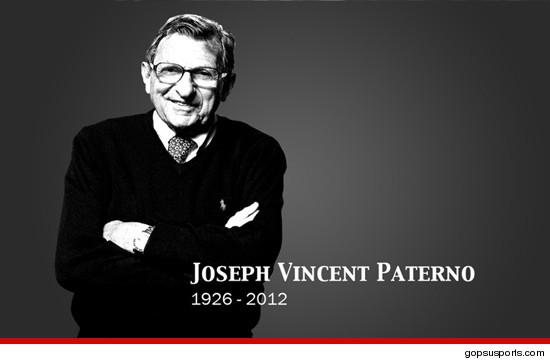Joe Paterno Dies