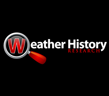 Weather History Research fa