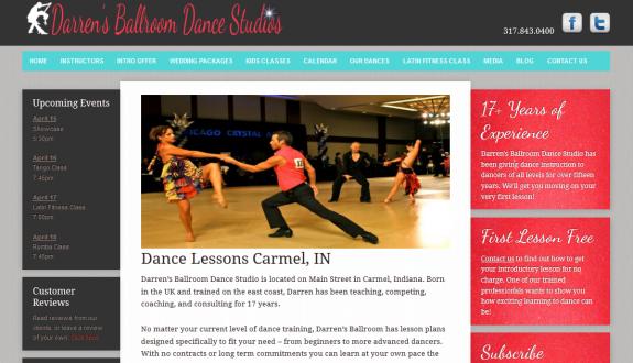 Darrens Ballroom